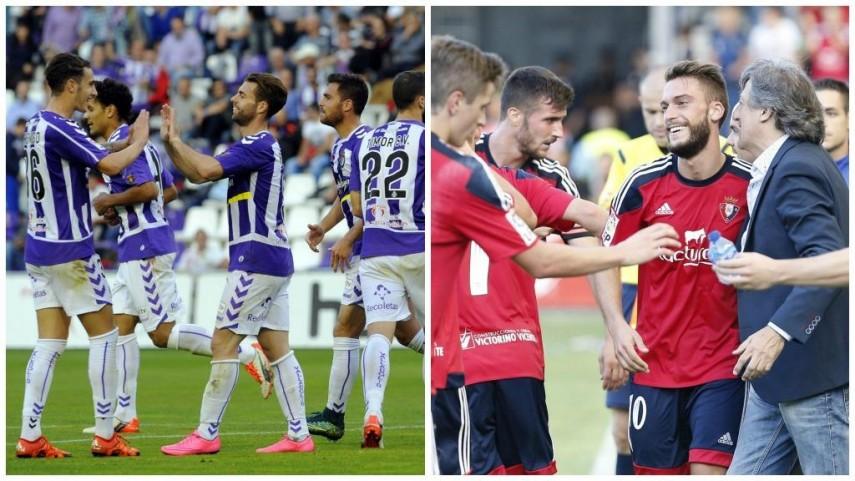 Valladolid – Osasuna: Un enfrentamiento cargado de historia