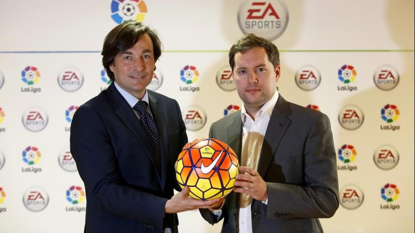 EA Sports y LaLiga refuerzan su acuerdo de colaboración