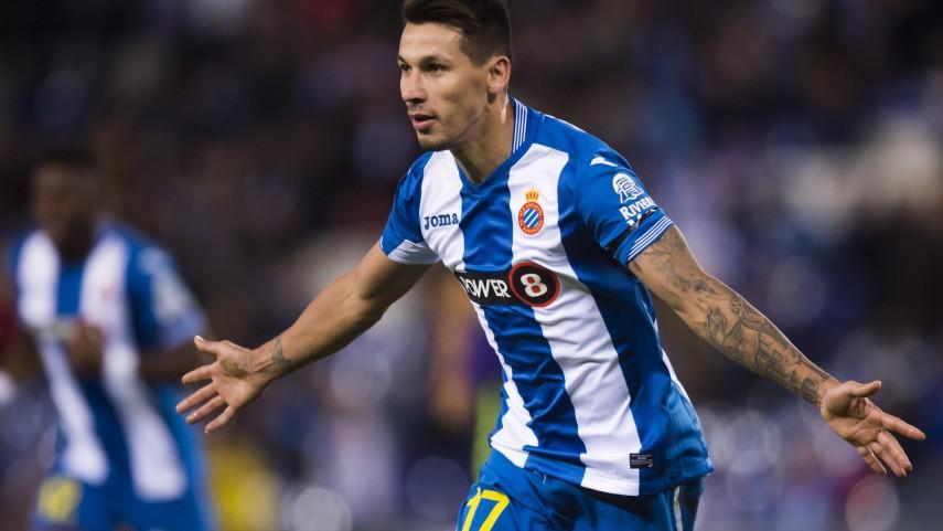 Hernán Pérez lidera la victoria del Espanyol