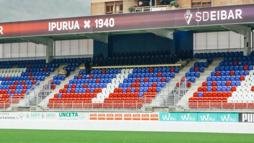 Ipurua estrenará Palco VIP frente al Real Madrid