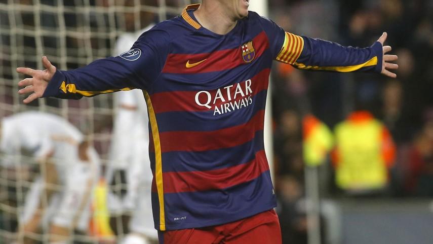 El Barcelona alcanza los octavos de Champions y el Valencia tendrá que esperar