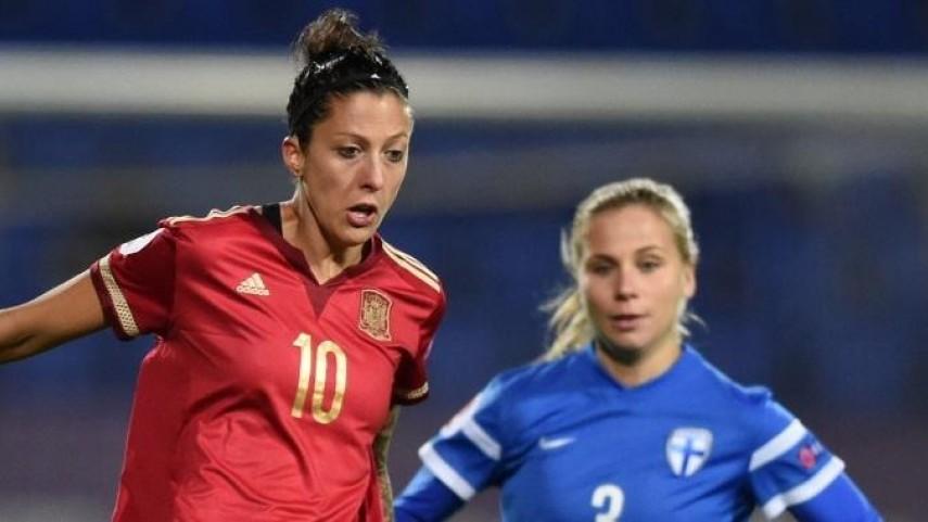 La selección femenina se mide a Irlanda en el segundo partido para la Euro 2017