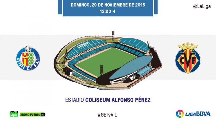 Cambio de racha para Getafe y Villarreal
