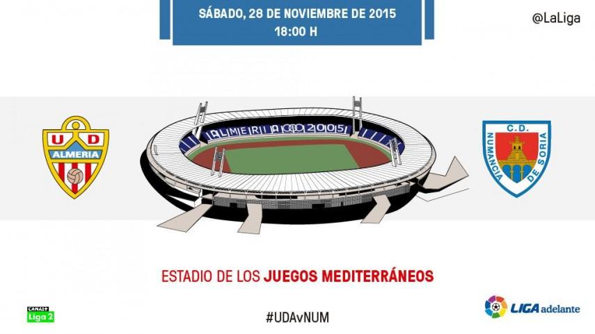 Hambre de triunfo en el Estadio de los Juegos Mediterráneos