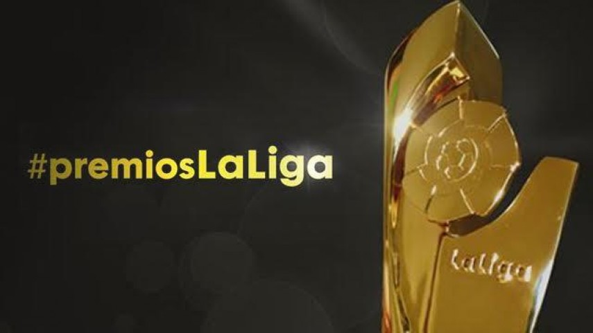 Prize categories in #PremiosLaLiga