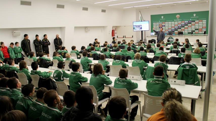 Los talleres de integridad de LaLiga visitan a Betis, Elche, Valladolid y Mallorca