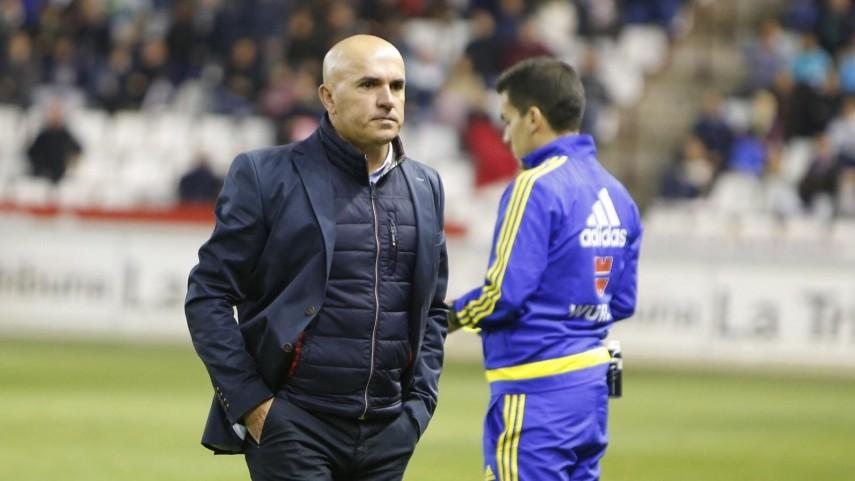 Luis César Sampedro, destituido como técnico del Albacete