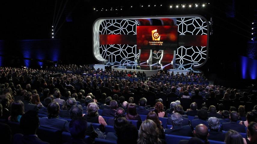 Los #PremiosLaLiga se celebrarán en Valencia