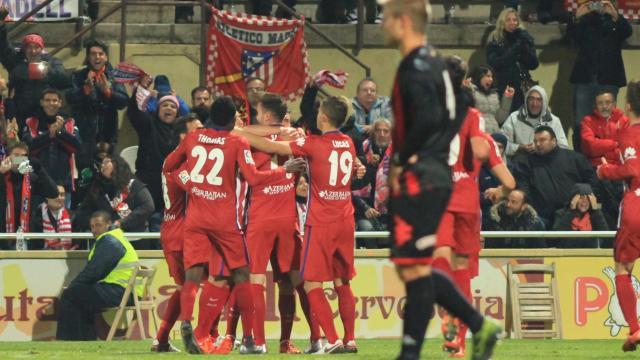 Atlético y Leganés toman ventaja en dieciseisavos de la Copa del Rey
