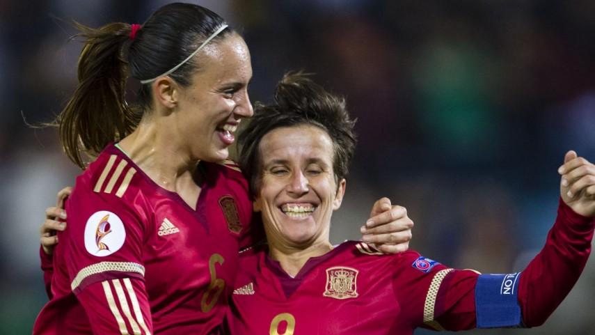 La selección femenina se mide a Montenegro en el cuarto partido para la Euro 2017