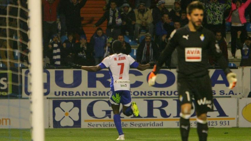 La Liga Adelante brilla en la jornada del jueves de la Copa del Rey