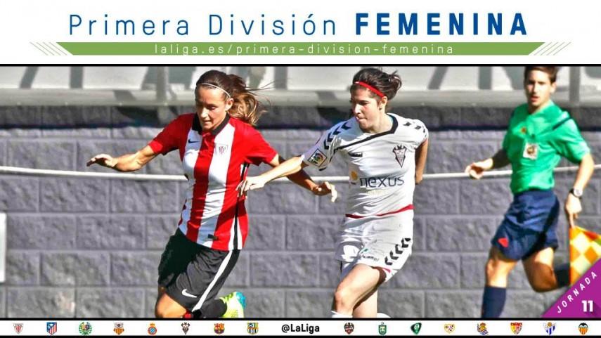 El derbi vasco, protagonista de la jornada 11 de Primera División Femenina