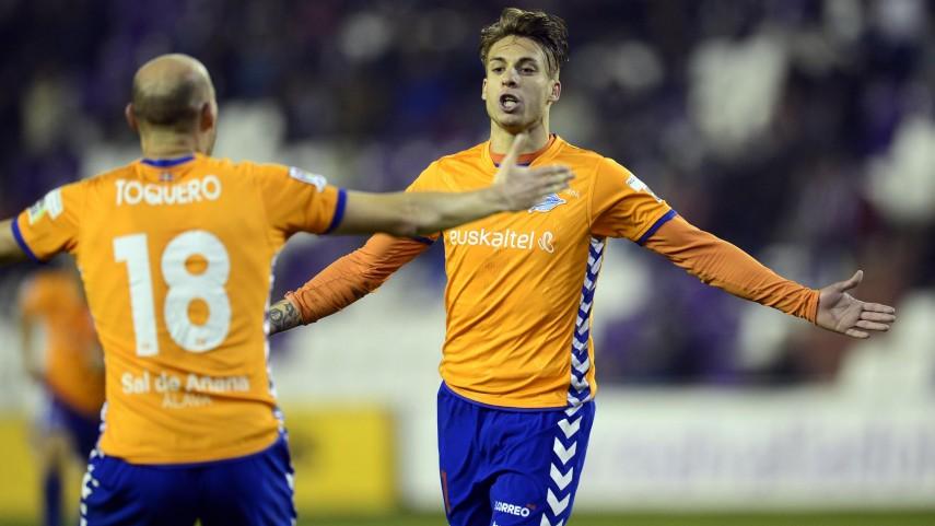 Córdoba, Alavés y Zaragoza brillan en la decimosexta jornada de Liga Adelante