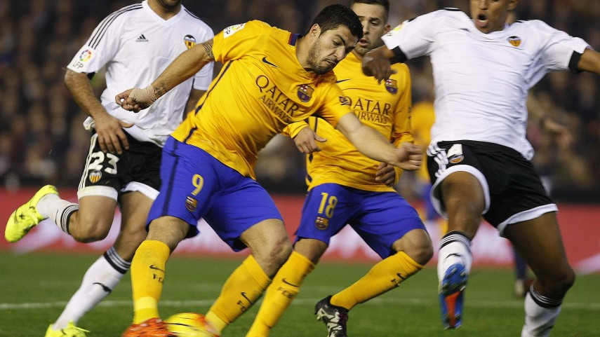 The Copa del Rey semi-final in numbers