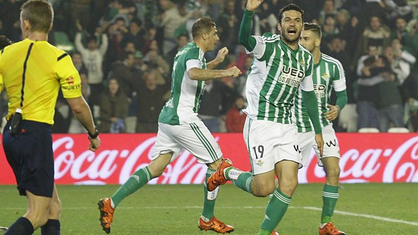 Reparto de puntos en un gran partido en el Villamarín