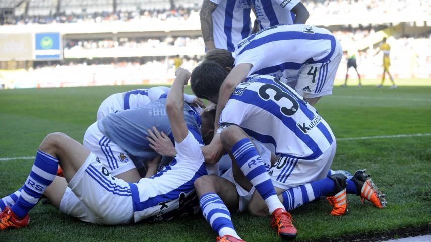 Las mejores imágenes de la jornada 14 de la Liga BBVA