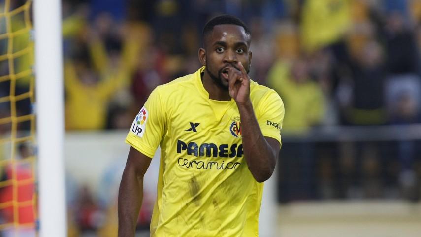 Bakambu lidera la reacción del Villarreal