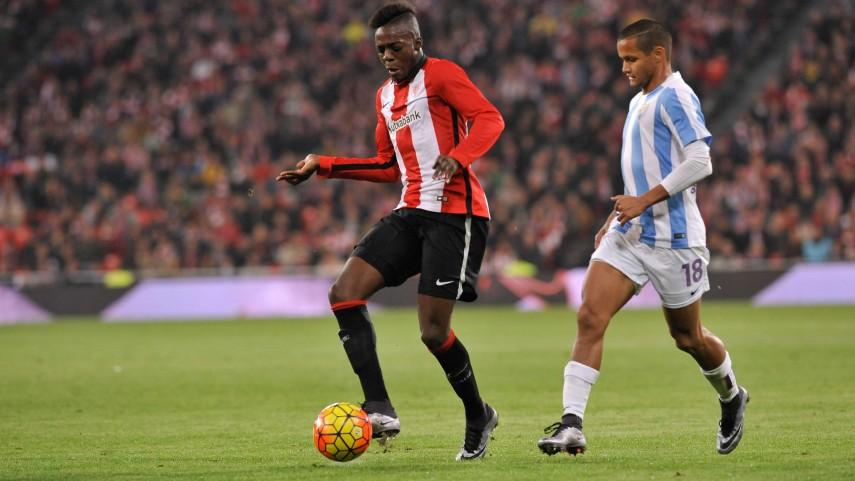 Athletic y Málaga firman las tablas en San Mamés