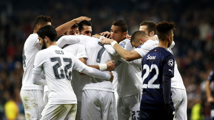 Cristiano Ronaldo bate récords en la UEFA Champions League