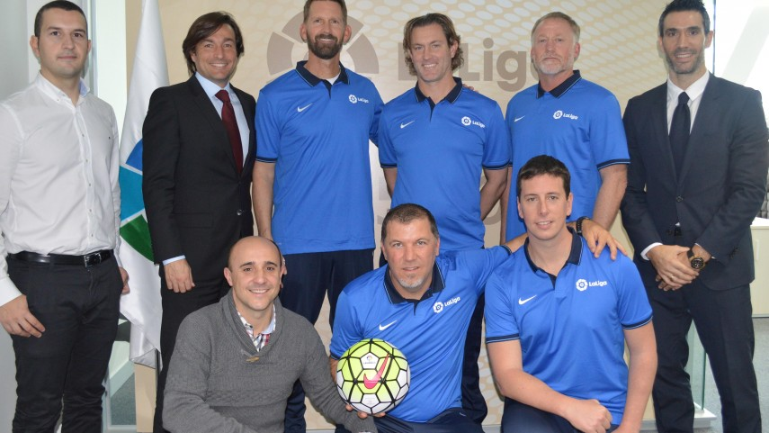 LaLiga shares its knowledge with United States