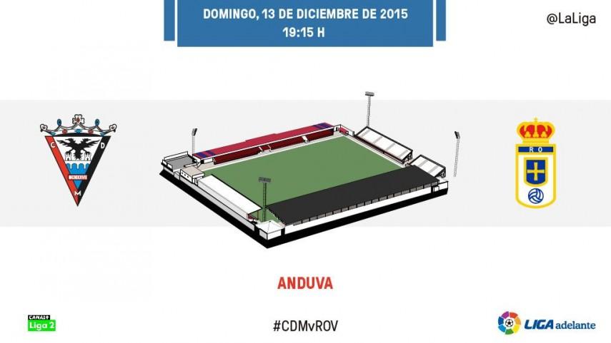 Mirandés y Oviedo miden su ambición en Anduva