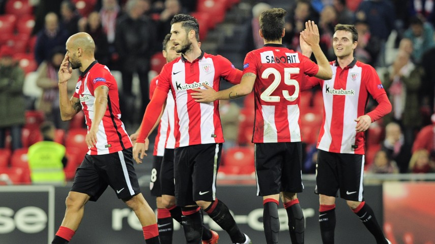 Empates de Villarreal y Athletic para cerrar la fase de grupos de la Europa League