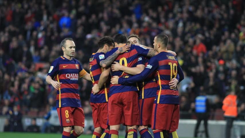 El FC Barcelona busca la final de la Copa Mundial de Clubes de la FIFA