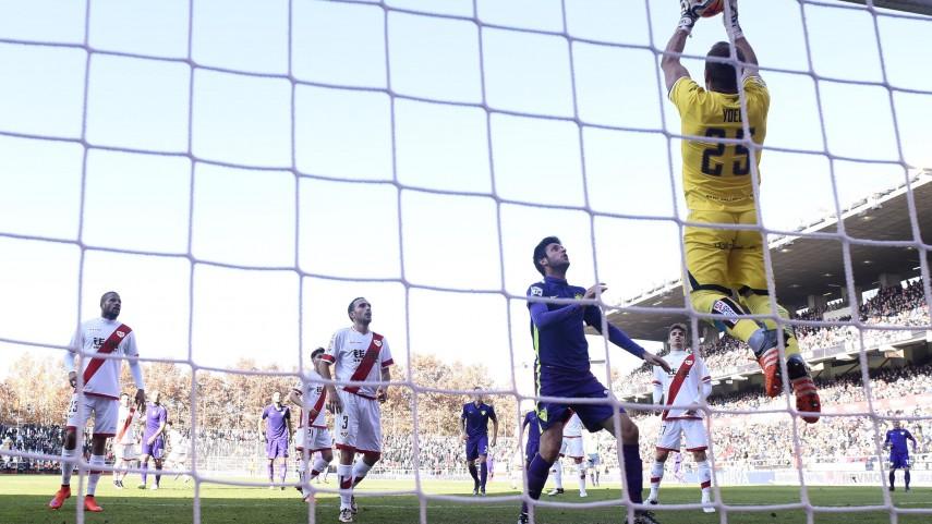 Las mejores imágenes de la jornada 15 de la Liga BBVA