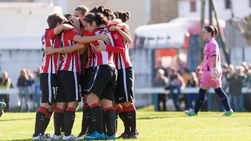 El Athletic Club despide el año como líder en solitario de la Primera División Femenina