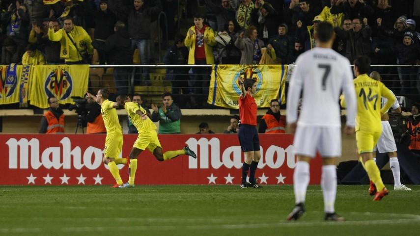 Soldado saca los tres puntos ante el Real Madrid