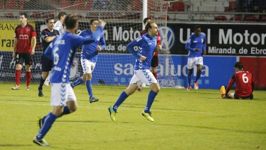 Oviedo y Leganés se meten en el play-off de la Liga Adelante