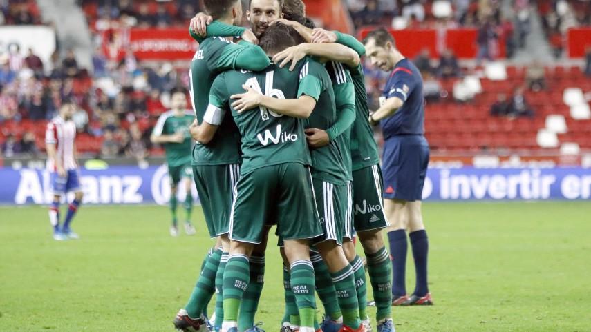 Real Betis, Deportivo, Sevilla y Espanyol ya están en octavos de final de la Copa del Rey