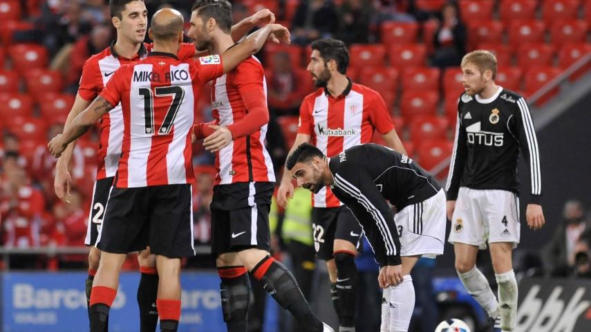 Eibar, Athletic, Rayo, Valencia, Mirandés y Las Palmas pasan a octavos de Copa del Rey