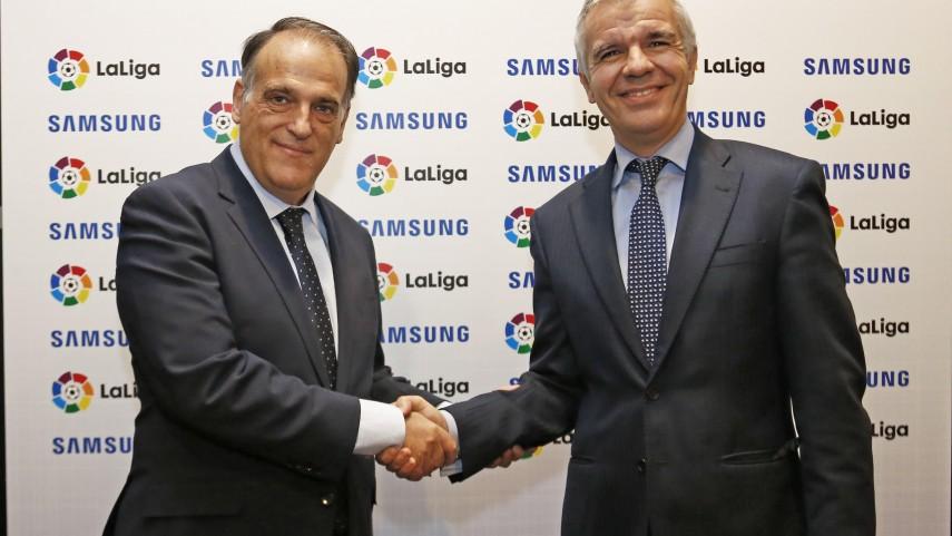 Samsung Gear S2 se convierte en el smartwatch oficial de LaLiga para la temporada 2015-2016