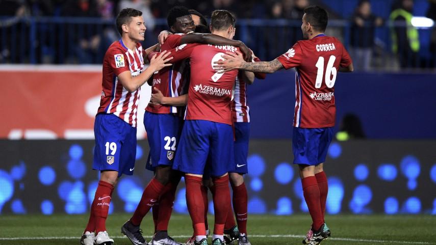 Atlético, Celta, Granada y Villarreal completan los octavos de la Copa del Rey