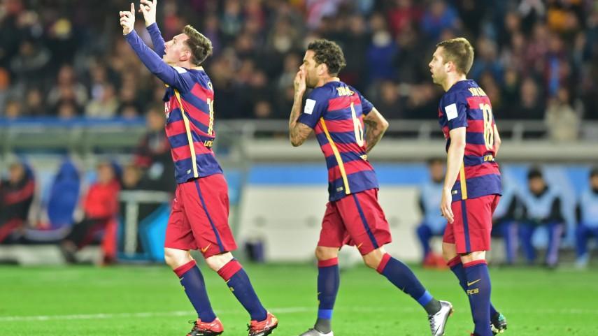 El FC Barcelona conquista su tercera Copa Mundial de Clubes
