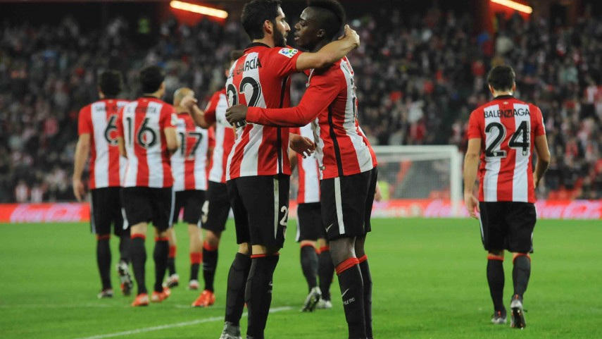 El Athletic recupera la senda del triunfo