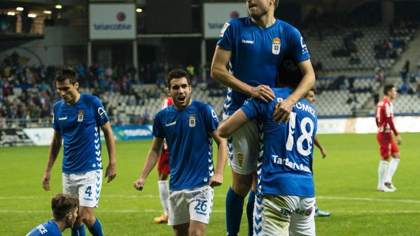 El Real Oviedo vive un sueño