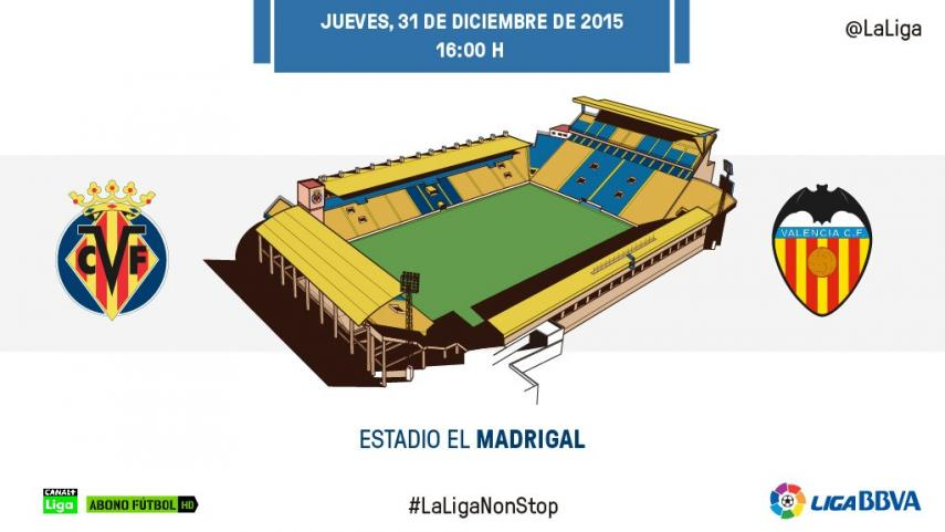 El Valencia de Gary Neville busca un empujón ante el Villarreal