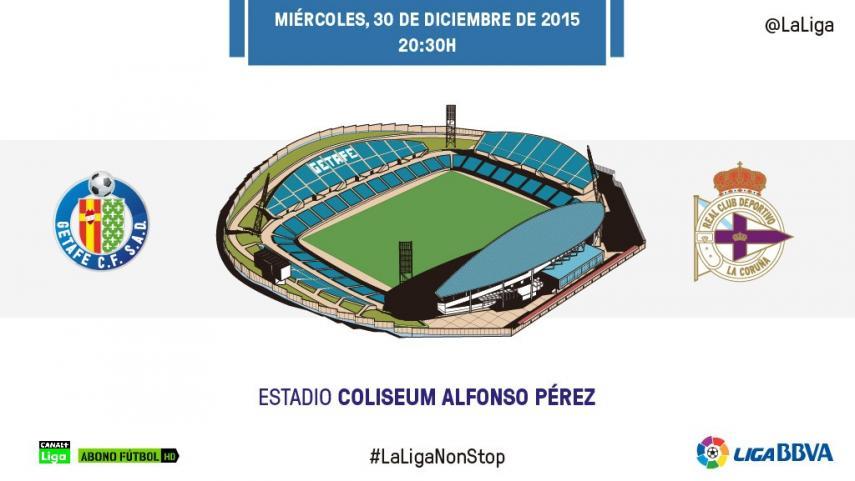 Un Deportivo europeo amenaza el Coliseum