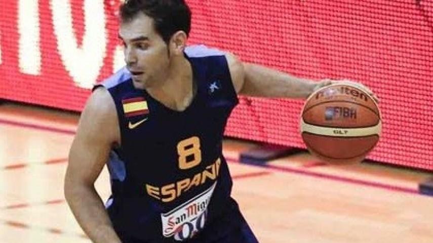 José Manuel Calderón: