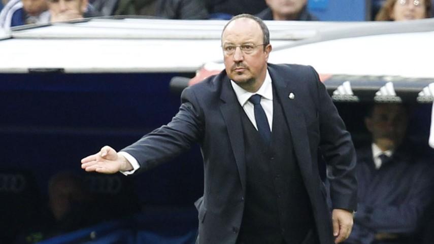 Rafa Benítez, destituido como entrenador del Real Madrid