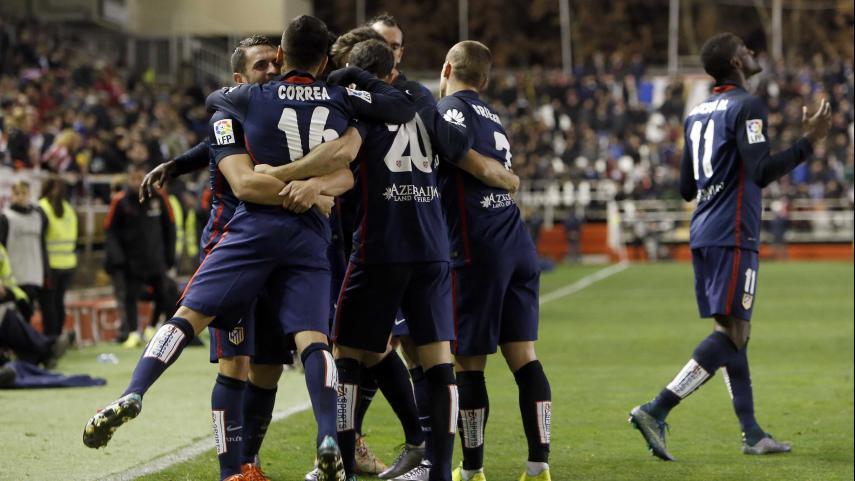 Correa y Griezmann despiertan al Atlético de Madrid