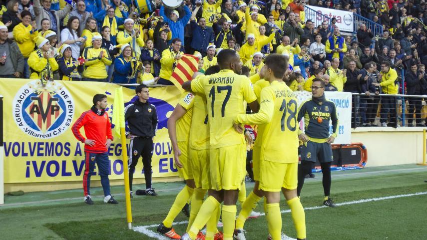 El Villarreal busca su final soñada