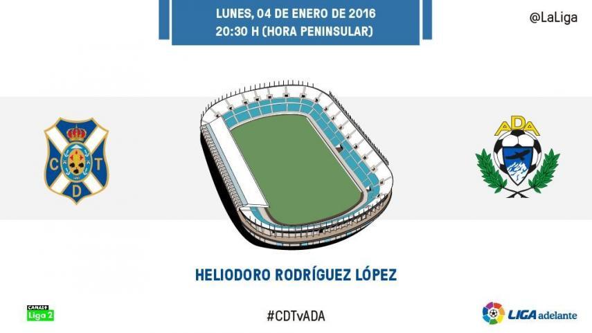 David Rodríguez quiere conquistar Tenerife