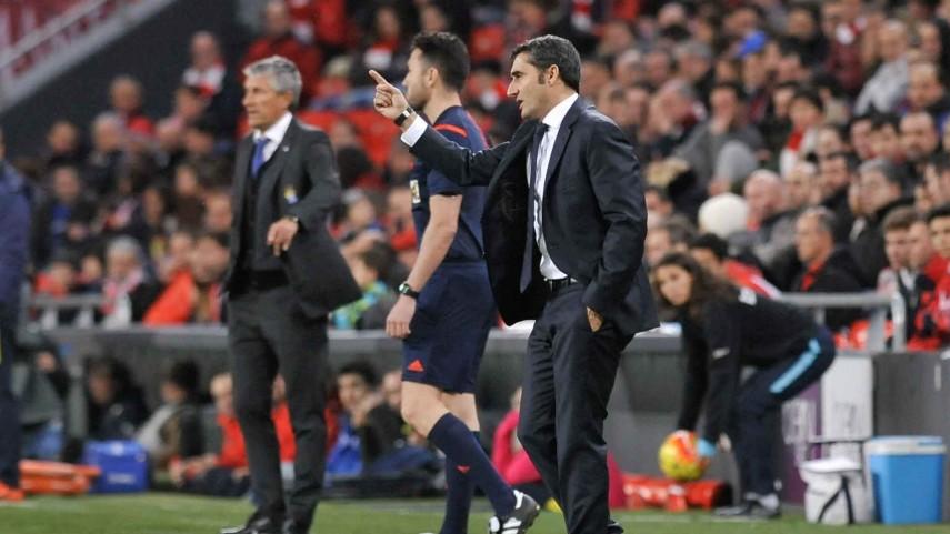 Ernesto Valverde renueva con el Athletic