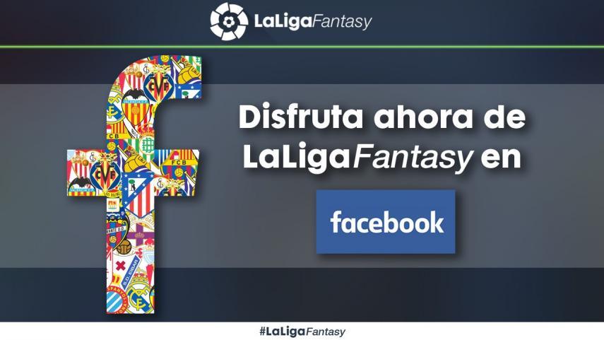 LaLiga Fantasy lanza la versión de su juego en Facebook