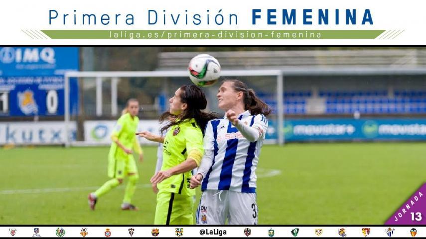La Primera División Femenina vuelve a lo grande con el Athletic - Atlético de Madrid