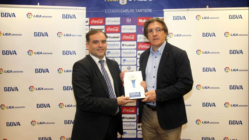 Sergio Egea, mejor técnico de la Liga Adelante en diciembre