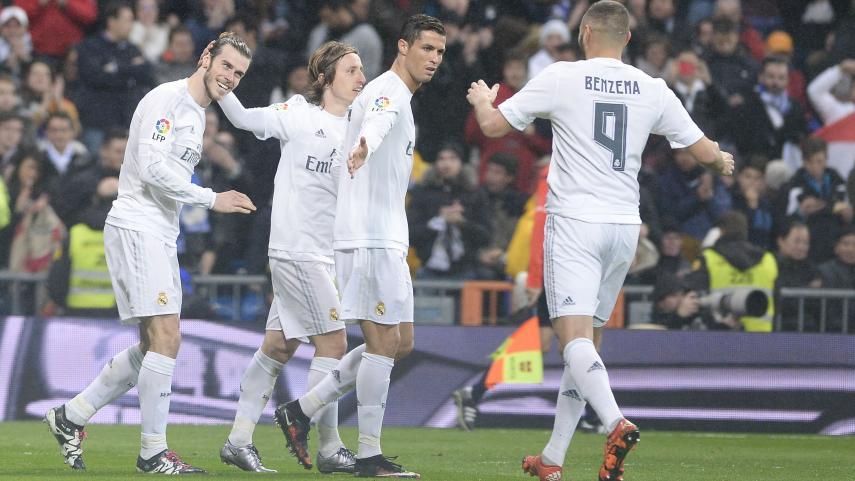Zidane se estrena con una cómoda victoria ante el RC Deportivo